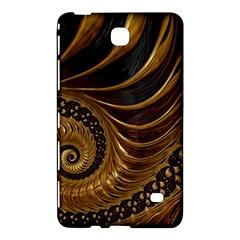 Fractal Spiral Endless Mathematics Samsung Galaxy Tab 4 (7 ) Hardshell Case