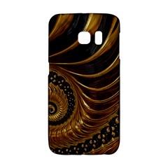 Fractal Spiral Endless Mathematics Galaxy S6 Edge