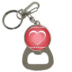 Postcard Banner Heart Holiday Love Button Necklaces