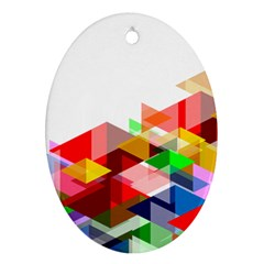 Graphics Cover Gradient Elements Ornament (oval)