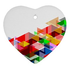Graphics Cover Gradient Elements Ornament (Heart)
