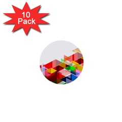 Graphics Cover Gradient Elements 1  Mini Buttons (10 Pack)