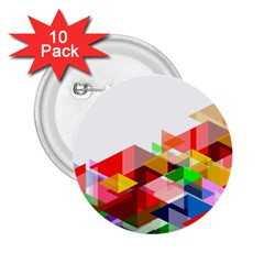 Graphics Cover Gradient Elements 2 25  Buttons (10 Pack)
