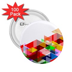 Graphics Cover Gradient Elements 2 25  Buttons (100 Pack)