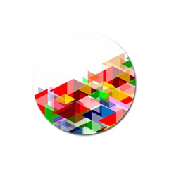 Graphics Cover Gradient Elements Magnet 3  (round)