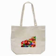 Graphics Cover Gradient Elements Tote Bag (cream)