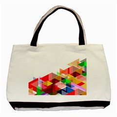 Graphics Cover Gradient Elements Basic Tote Bag