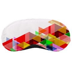 Graphics Cover Gradient Elements Sleeping Masks