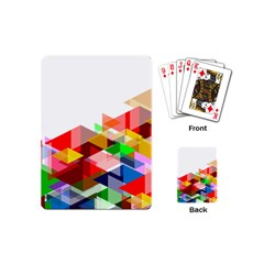 Graphics Cover Gradient Elements Playing Cards (mini)