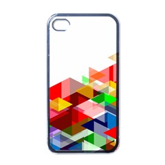 Graphics Cover Gradient Elements Apple Iphone 4 Case (black)