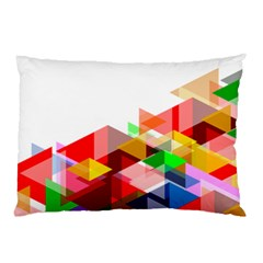 Graphics Cover Gradient Elements Pillow Case (two Sides)