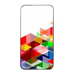 Graphics Cover Gradient Elements Apple Iphone 4/4s Seamless Case (black)