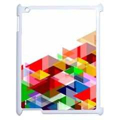 Graphics Cover Gradient Elements Apple Ipad 2 Case (white)
