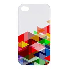 Graphics Cover Gradient Elements Apple iPhone 4/4S Hardshell Case