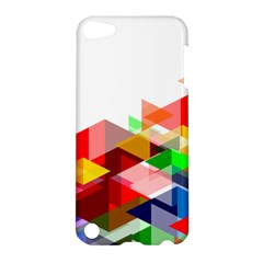 Graphics Cover Gradient Elements Apple Ipod Touch 5 Hardshell Case
