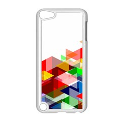 Graphics Cover Gradient Elements Apple Ipod Touch 5 Case (white)