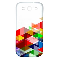 Graphics Cover Gradient Elements Samsung Galaxy S3 S Iii Classic Hardshell Back Case