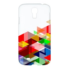 Graphics Cover Gradient Elements Samsung Galaxy S4 I9500/i9505 Hardshell Case
