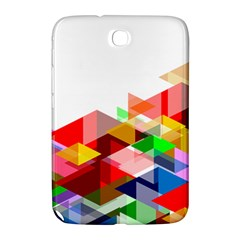 Graphics Cover Gradient Elements Samsung Galaxy Note 8 0 N5100 Hardshell Case