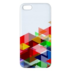Graphics Cover Gradient Elements Iphone 5s/ Se Premium Hardshell Case