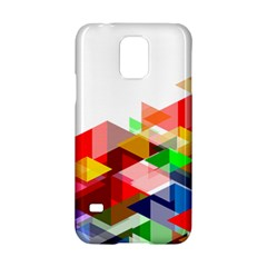 Graphics Cover Gradient Elements Samsung Galaxy S5 Hardshell Case
