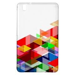 Graphics Cover Gradient Elements Samsung Galaxy Tab Pro 8 4 Hardshell Case