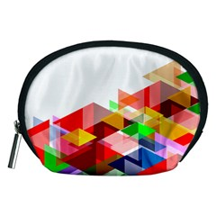 Graphics Cover Gradient Elements Accessory Pouches (medium)