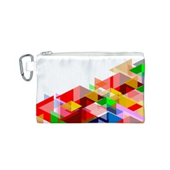 Graphics Cover Gradient Elements Canvas Cosmetic Bag (s)