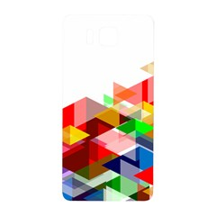 Graphics Cover Gradient Elements Samsung Galaxy Alpha Hardshell Back Case
