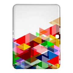 Graphics Cover Gradient Elements Samsung Galaxy Tab 4 (10 1 ) Hardshell Case