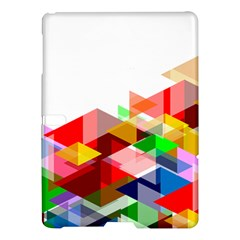Graphics Cover Gradient Elements Samsung Galaxy Tab S (10 5 ) Hardshell Case