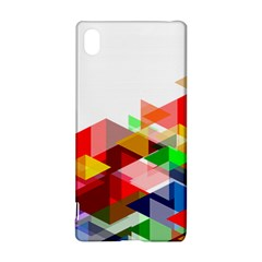 Graphics Cover Gradient Elements Sony Xperia Z3+