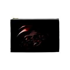 Fractal Mathematic Sabstract Cosmetic Bag (medium)
