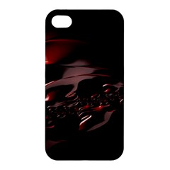 Fractal Mathematic Sabstract Apple iPhone 4/4S Hardshell Case