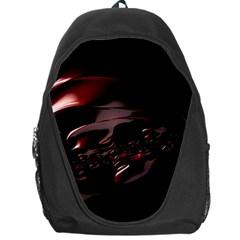 Fractal Mathematic Sabstract Backpack Bag