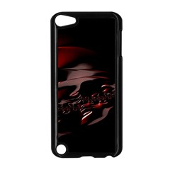 Fractal Mathematic Sabstract Apple Ipod Touch 5 Case (black)