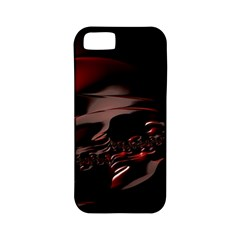 Fractal Mathematic Sabstract Apple Iphone 5 Classic Hardshell Case (pc+silicone)