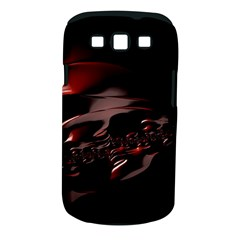 Fractal Mathematic Sabstract Samsung Galaxy S Iii Classic Hardshell Case (pc+silicone)