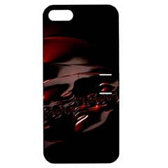 Fractal Mathematic Sabstract Apple Iphone 5 Hardshell Case With Stand