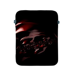 Fractal Mathematic Sabstract Apple Ipad 2/3/4 Protective Soft Cases