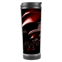 Fractal Mathematic Sabstract Travel Tumbler