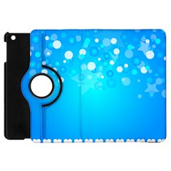 Desktop Banner Postcard Hearts Apple Ipad Mini Flip 360 Case