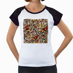 My Fantasy World 38 Women s Cap Sleeve T