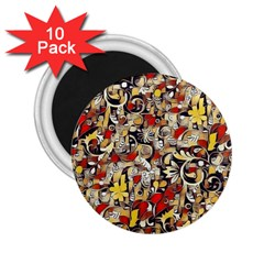 My Fantasy World 38 2.25  Magnets (10 pack)