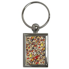 My Fantasy World 38 Key Chains (Rectangle)