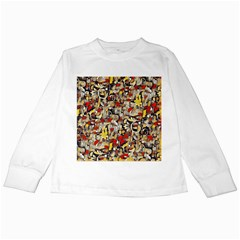 My Fantasy World 38 Kids Long Sleeve T-Shirts