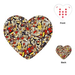 My Fantasy World 38 Playing Cards (Heart)