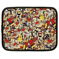 My Fantasy World 38 Netbook Case (XXL)
