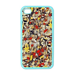 My Fantasy World 38 Apple iPhone 4 Case (Color)