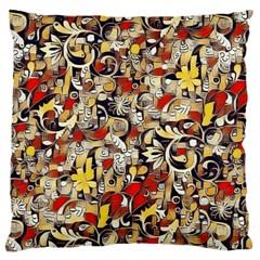 My Fantasy World 38 Large Cushion Case (One Side)